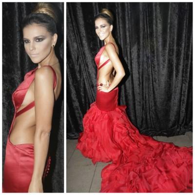 Mariana Rios de Letícia Bronstein no Baile da Vogue