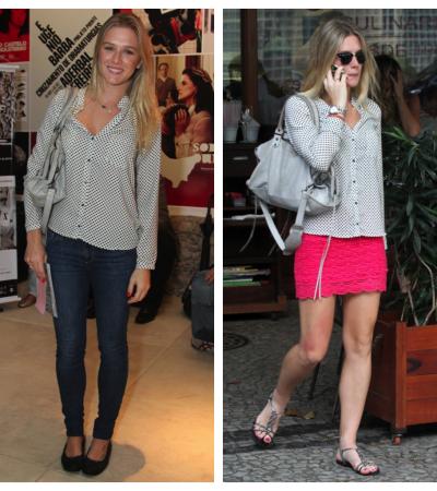 Fiorella Mattheis ama Zara e Balenciaga