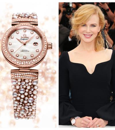 Nicole Kidman de Omega