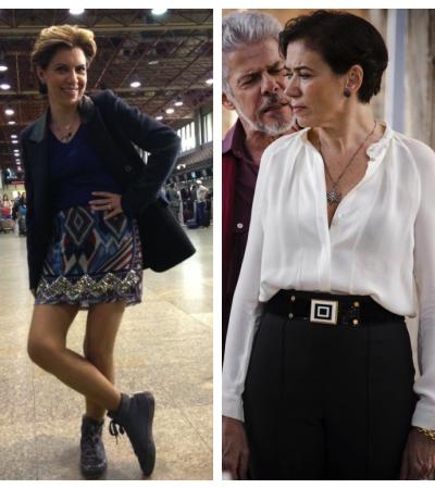 Astrid Fontenelle e Lília Cabral vestem Coucou