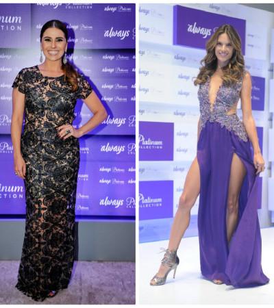 Famosas usam Patricia Bonaldi; Vote no melhor look