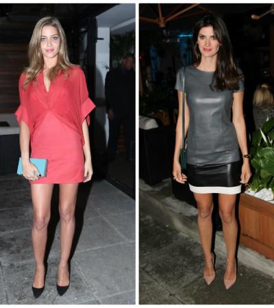 Qual é a modelo mais bem vestida da semana?