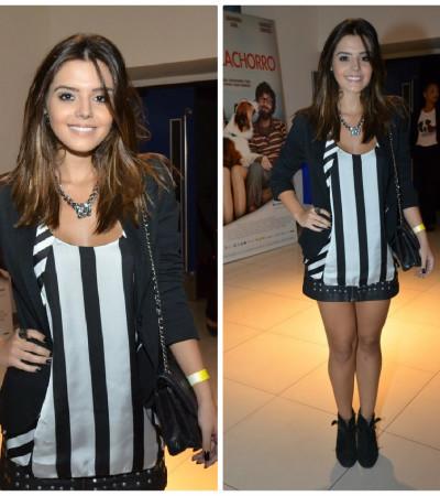 Giovanna Lancellotti de Espaço Fashion