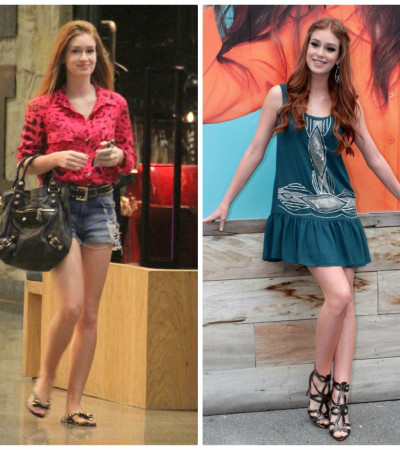 Copie looks de Marina Ruy Barbosa