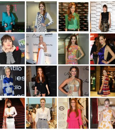 Nossa escolha: as 5 mais estilosas de 2013