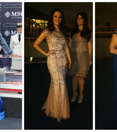 Qual famosa ficou melhor com vestido longo?; vote