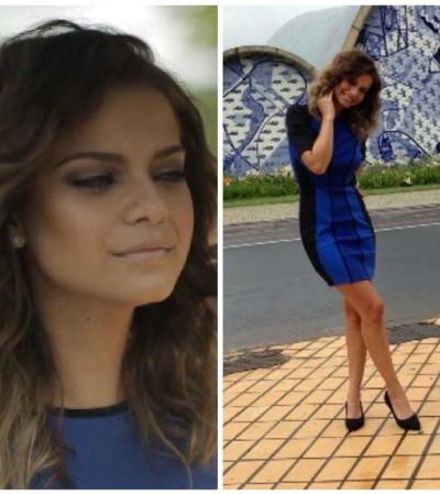 Milena Toscano posa para Beira Rio Conforto