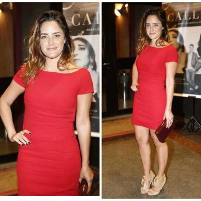 Copie o look de Fernanda Vasconcellos