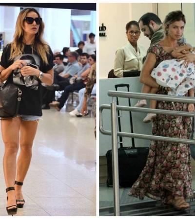 Qual famosa se vestiu melhor para viajar?