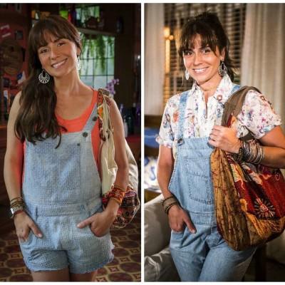 Copie os look de Giovanna Antonelli na novela 'Em Família'