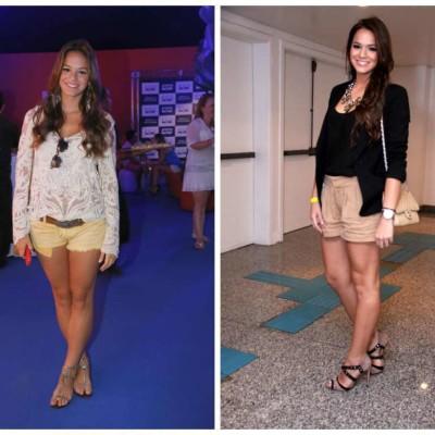 Copie os looks de Bruna Marquezine