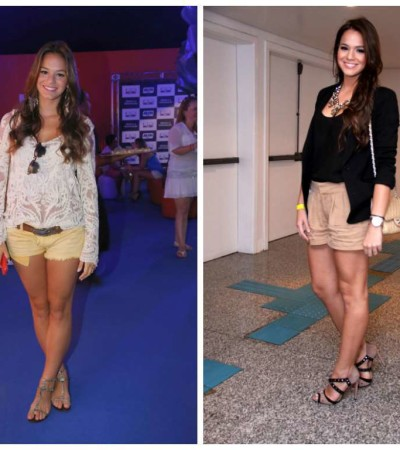 Copie os looks de Bruna Marquezine