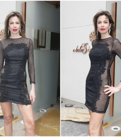 Luciana Gimenez usa Lu Monteiro. E a calcinha?