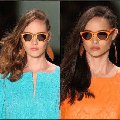 Fashion Rio: óculos arredondados são tendência