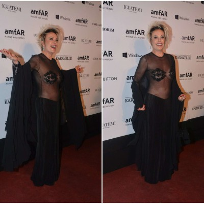 Ana Maria Braga exagerou na transparência