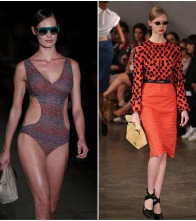 Bolsa saco: Osklen e Herchcovitch repetem modelo