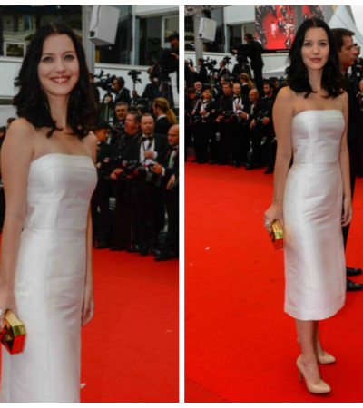 Nathalia Dill de Andrea Marques e Carmen Steffens em Cannes