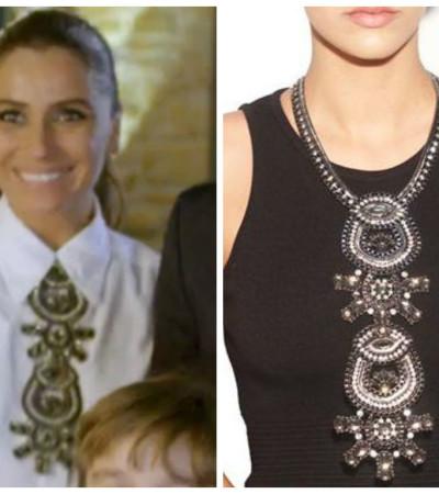 Giovanna Antonelli usa Pri Schiavinato na novela 'Em Família'