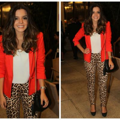 Copie o look de Giovanna Lancellotti