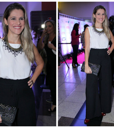 Copie o look de Ingrid Guimarães