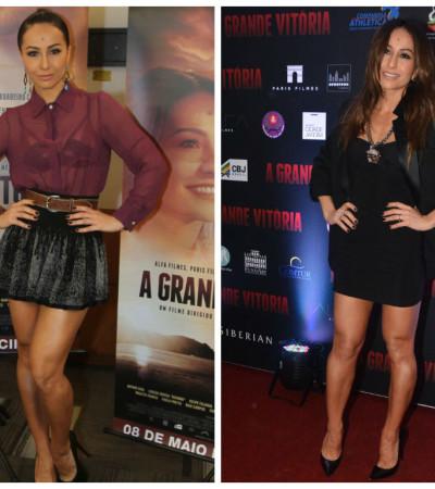 Sabrina Sato de Thelure e Versace