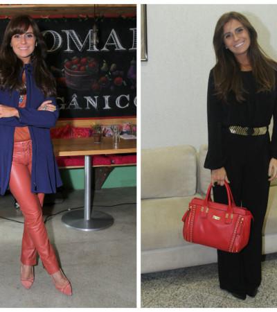 Inspire-se nos looks de Giovanna Antonelli