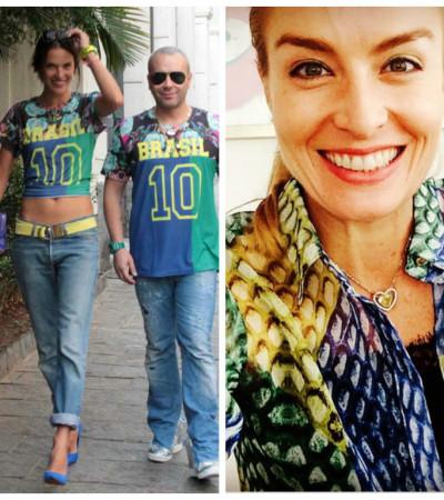 Inspire-se nos looks das famosas para torcer pelo Brasil