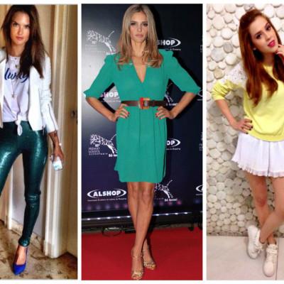 Na Copa: copie os looks de Alessandra Ambrosio, Fernanda Lima e Sophia Abrahão