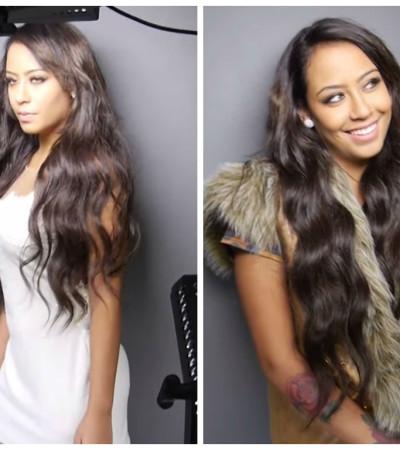 Irmã de Neymar posa para Elleven Wear