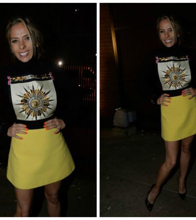 Adriane Galisteu de Amen para Mares e Givenchy para NK Store