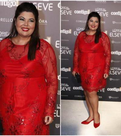 Prêmio Contigo: Fabiana Karla de Valeria Costa
