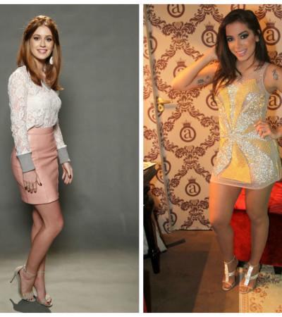 Qual famosa ficou mais bonita com look claro?
