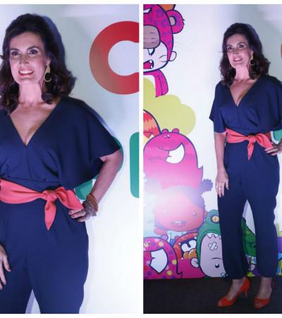 Inspire-se no look de Fátima Bernardes