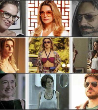 Óculos dominam ranking dos acessórios mais pedidos da Globo