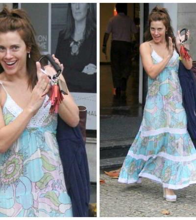 Carolina Dieckmann: 36 anos e vários looks