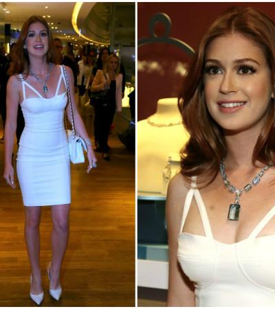 Marina Ruy Barbosa usa joias da Amsterdam Sauer de R$ 1 milhão