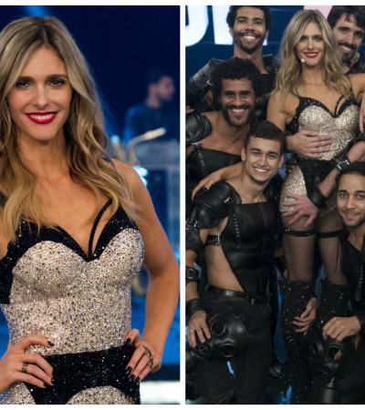 Fernanda Lima de Samuel Cirnansck e Jorge Bischoff em reestreia de 'Amor & Sexo': R$ 25 mil