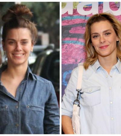 Com qual corte e cor de cabelo Carolina Dieckmann fica mais bonita?