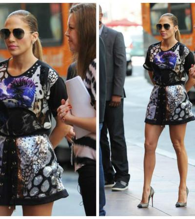 Jennifer Lopez de Roberto Cavalli