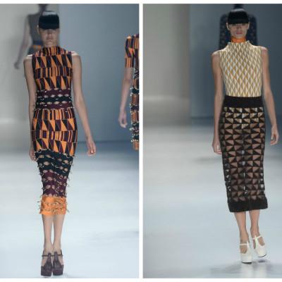 SPFW: estilistas apostam em silhueta feminina alongada