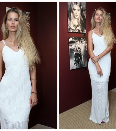Yasmin Brunet de Le Lis Blanc