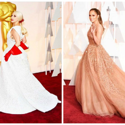 Veja erros e acertos no tapete vermelho do Oscar