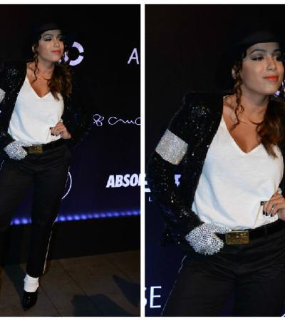 Anitta encarna Michael Jackson de Lethicia Bronstein