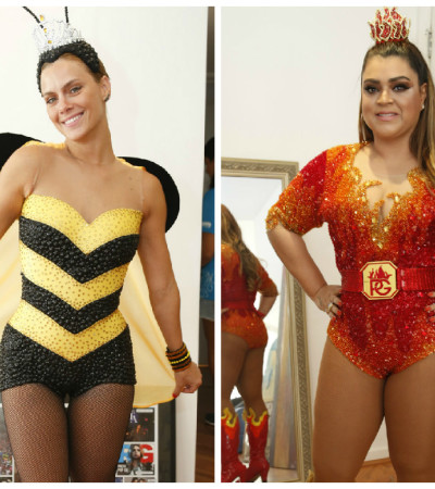 Inspire-se nos looks de Carnaval das famosas