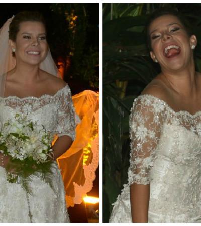 Copie o make de noiva de Fernanda Souza
