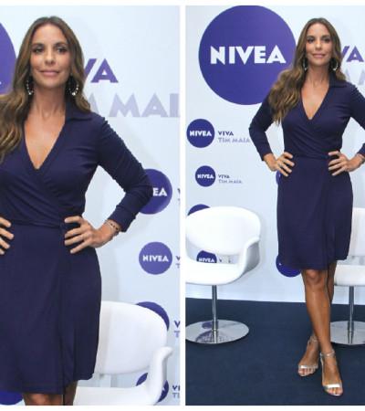 Inspire-se no look de Ivete Sangalo