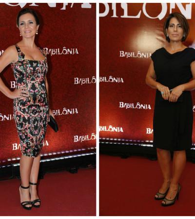 Inspire-se nos looks de Adriana Esteves e Gloria Pires