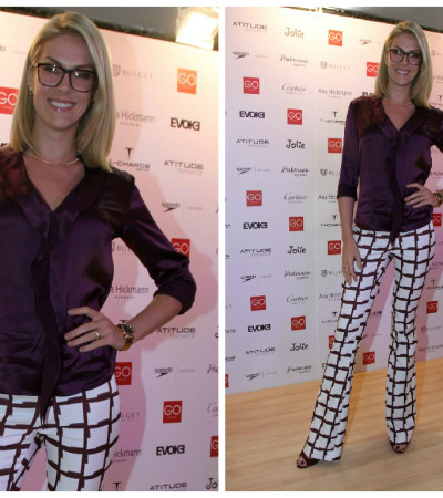 Copie o look da Ana Hickmann