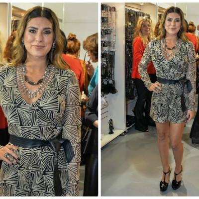 Fernanda Paes Leme de Corporeum e Luiza Barcelos