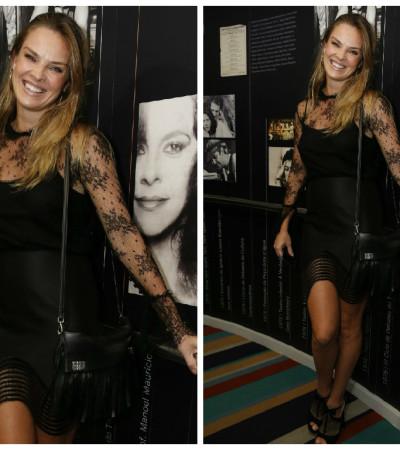 Inspire-se no look de Letícia Birkheuer